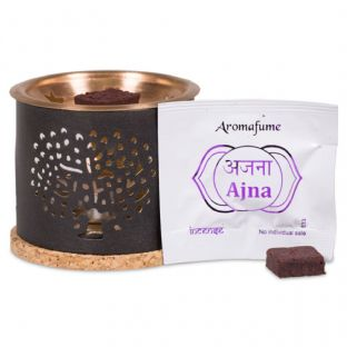 Aromafume Exotic Incense Diffuser (Tree of Life Design)